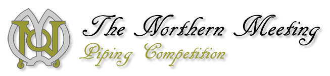 Northern Meeting Piping Competitions Logo